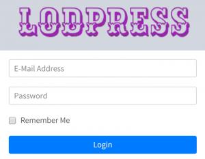 Lodpress Review