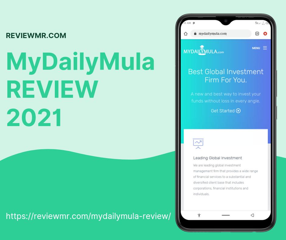 Mydailymula Review