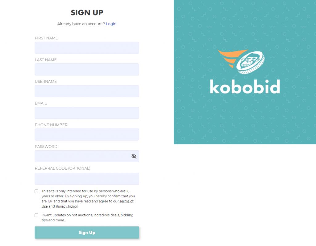 Kobobid Review Is Kobobid Legit Kobobid.com Kobo auction Kobobid.com Review