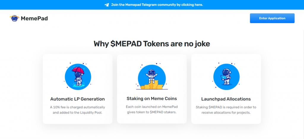 Memepad Price Prediction - Memepad Review - Is Memepad Legit - Is Memepad A Good Investment